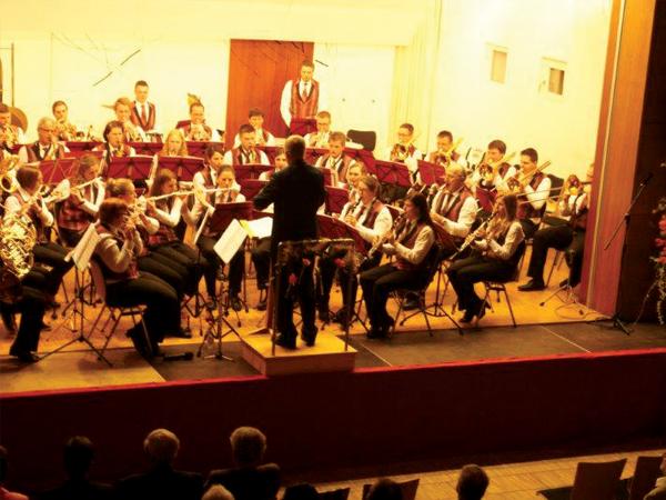 doppelkonzert mit dem musikverein